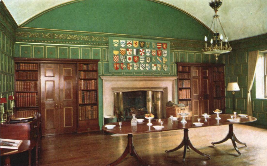 Blithfield Hall Dining Room